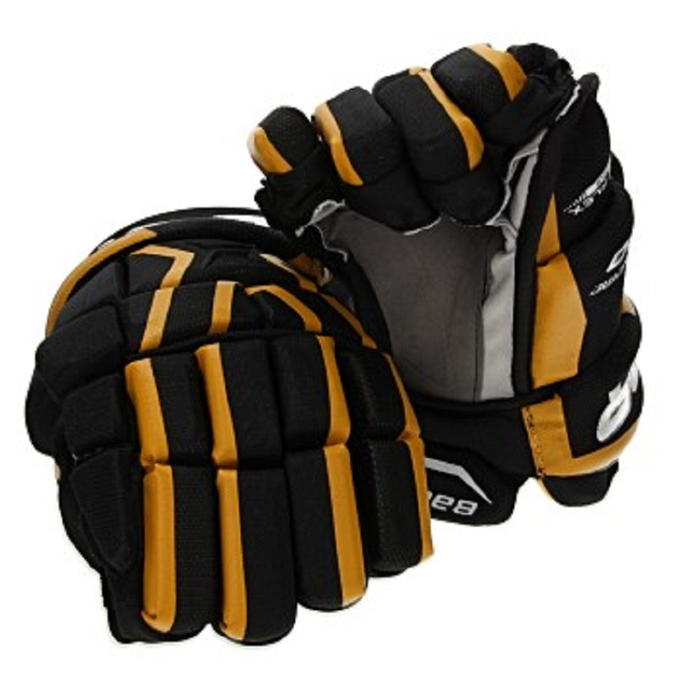 Bauer Handschuh Supreme 170 Handschuh Junior black-gold