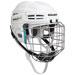 Bauer IMS 5.0 Helm Combo (inkl. Gitter) weiß