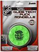 Franklin NHL Glide Tech Pro Puck für Strassen und Eis grün