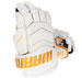 Warrior Covert Team Handschuh Senior weiß-gold