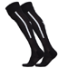 Warrior Core Skate Socke Senior lang schwarz