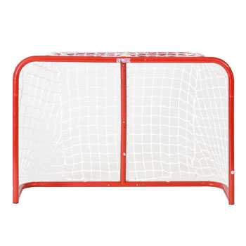 "Base Metall Tor 32"" incl. 2 Ministicks & Ball"