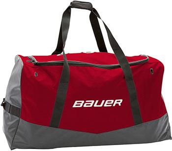 Bauer Core Tragetasche M Schwarz-Rot (ca. 84x46x38cm)