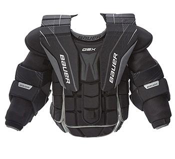 Bauer GSX Torwart Arm-Brust-Schulterschutz Junior