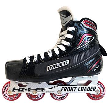 Bauer Hockey Torwart Inline Goaly Skate X700
