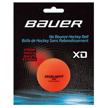 BAUER Hockey XD Ball Extreme Density