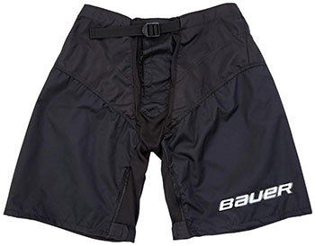 Bauer Hose Cover Shell Intermediate schwarz