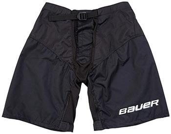 Bauer Hose Cover Shell Senior schwarz
