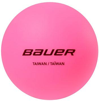 BAUER Hydrog Ball - Liquid filled pink - kalt