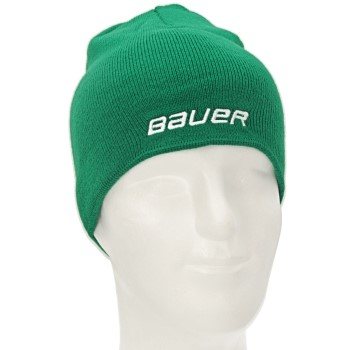 Bauer / New Era Knit Cuffless Toque Strickmütze grün