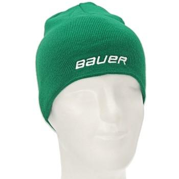 Bauer / New Era Knit Cuffless Toque Strickmütze grün