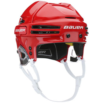 Bauer RE-AKT 75 Helm rot