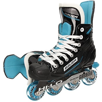 Bauer RSX Inline Hockey Skates Junior R