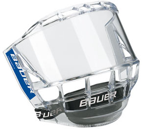 Bauer Vollvisier Concept 3 Junior
