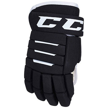 CCM 4R2 Eishockey Handschuh Tacks Junior schwarz