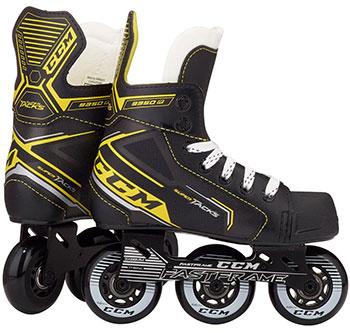 CCM Inline Skate 9350 Bambini Roller Hockey Inliner