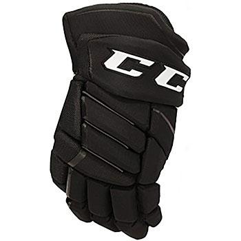 CCM Jetspeed FT370 Handschuh LE Junior schwarz-schwarz