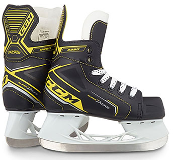 CCM Super Tacks 9350 Eishockey Schlittschuh Bambini