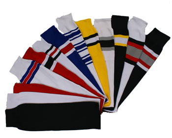 Eishockey Stutzen NHL Qualität (1 Paar)
