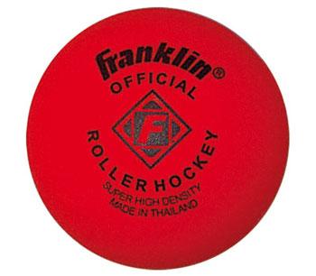 Franklin Offiz. NHL 105 Gramm Ball 66mm Super High Density (Rollerhockey)