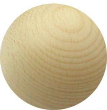 Holzkugel 45mm Durchmesser