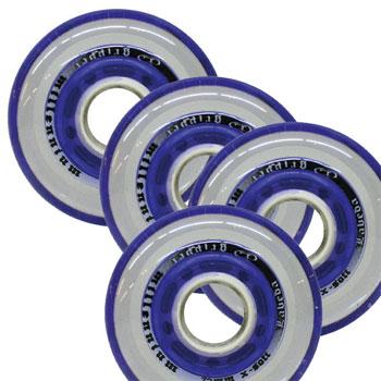 Labeda Inline Rolle Gripper Millenium X-Soft (74 A) 4er Set