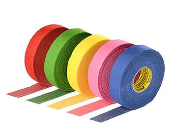 Leinenband / Schlägertape Hockey 24mm x 27,4m div. Farben