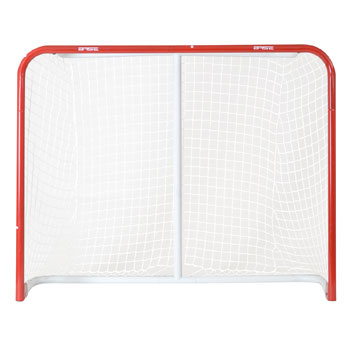 "Metall Eishockey Tor Tournament 54"" 137x112x50.8cm"