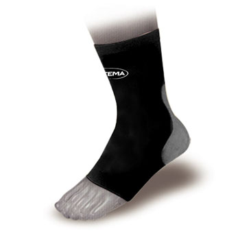 Ortema X-Foot Silikon Polsterstrumpf Hinten (EINZELN)