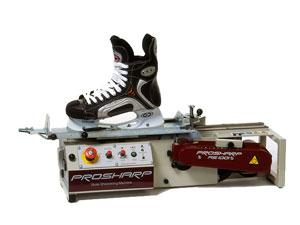 Schlittschuhe Schliff mit Profimaschine 12er Standard