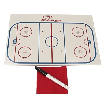 Sport Partner Taktiktafel Eishockey (9cmx13cm)
