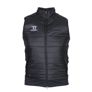 Warrior Alpha Gilet Weste Senior schwarz