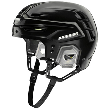 Warrior Alpha One Pro Helm Senior schwarz