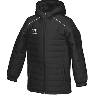 Warrior Alpha Stadium Jacket Junior - Stadionjacke schwarz