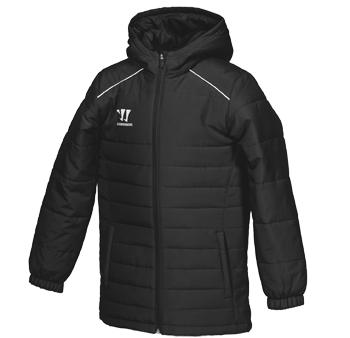 Warrior Alpha Stadium Jacket Senior - Stadionjacke schwarz