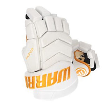 Warrior Covert Team Handschuh Bambini weiß-gold