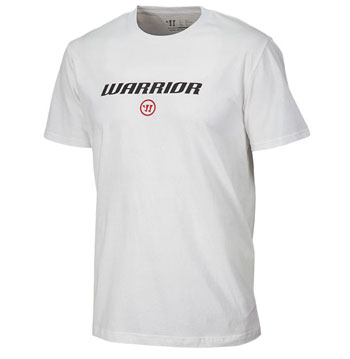 Warrior T-Shirt Logo Tee weiss Junior