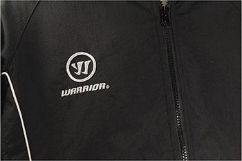 Warrior Winter W2 Stadium Warme Jacke Junior - schwarz