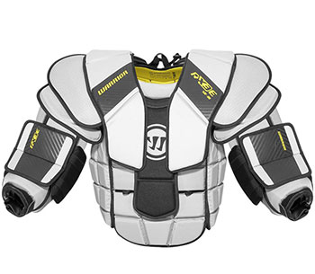 Warrior X3 E Arm-Brust-Schutz Senior Torwart