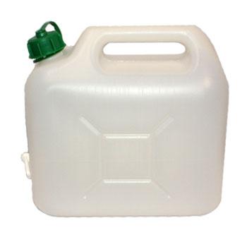 Wasserkanister 5 Liter mit Hahn