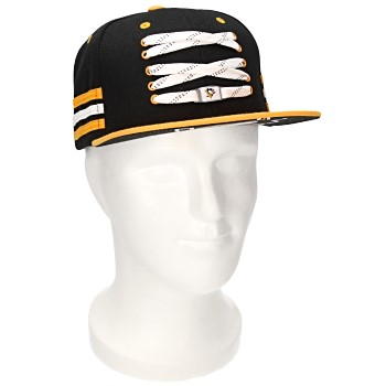 Zephyr Lacer CAP Headwear NHL Locker Room Snapback Pittsburg