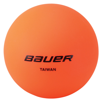 BAUER Hockey Ball orange (2)