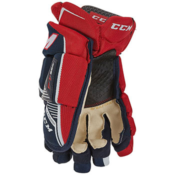 CCM Jetspeed FT390 Handschuh LE Junior navy-rot-weiss (2)