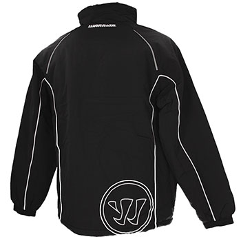 Warrior Winter W2 Stadium Warme Jacke Senior - schwarz (2)